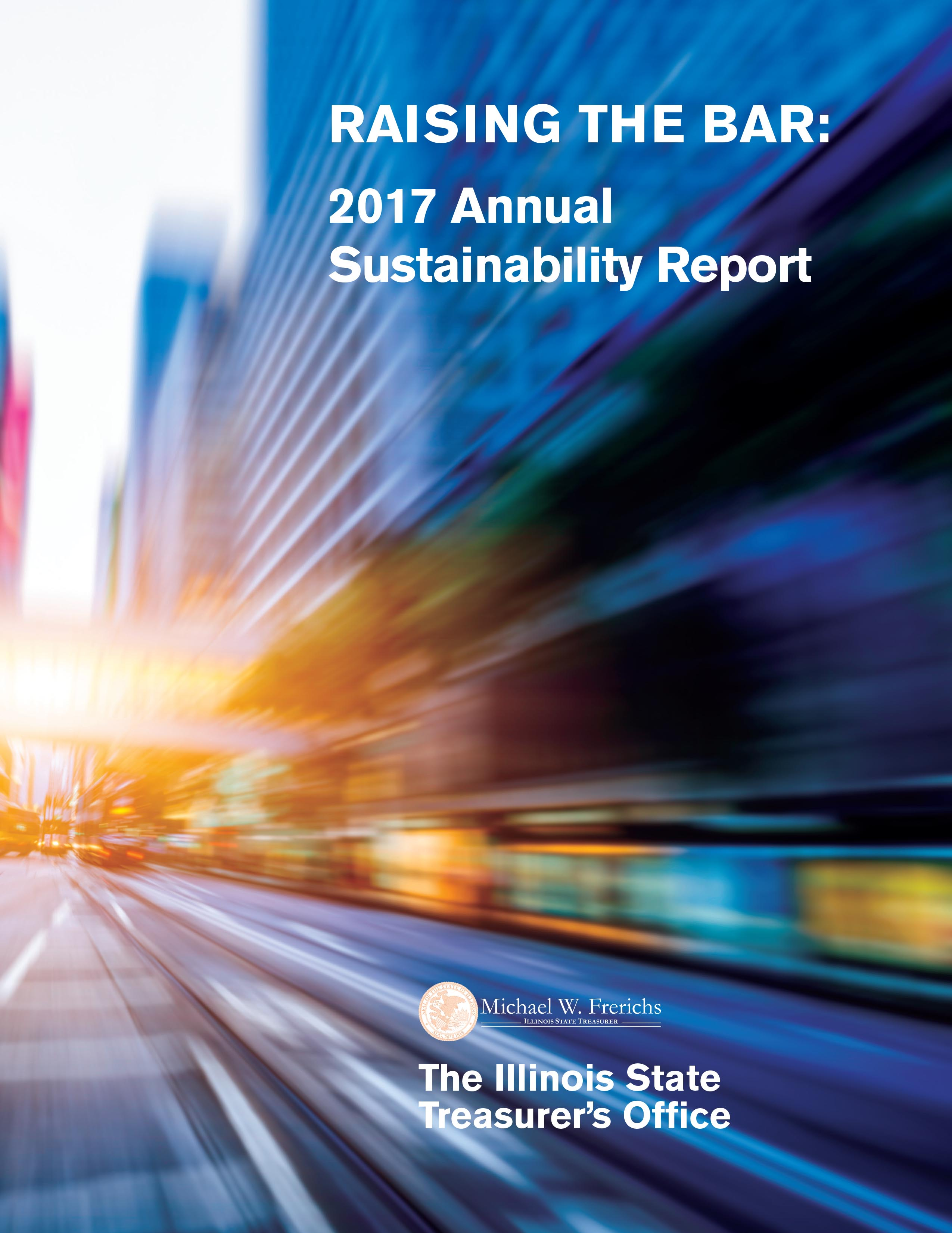 2017 Annual Sustainability Report