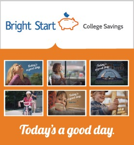 Illinois State Treasurer's Bright Start program promotion