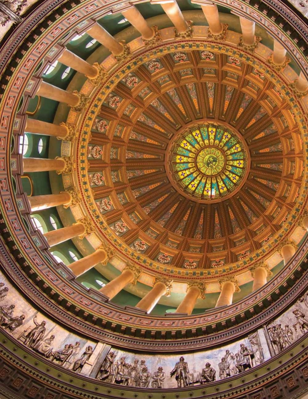 Illinois State Capital Dome