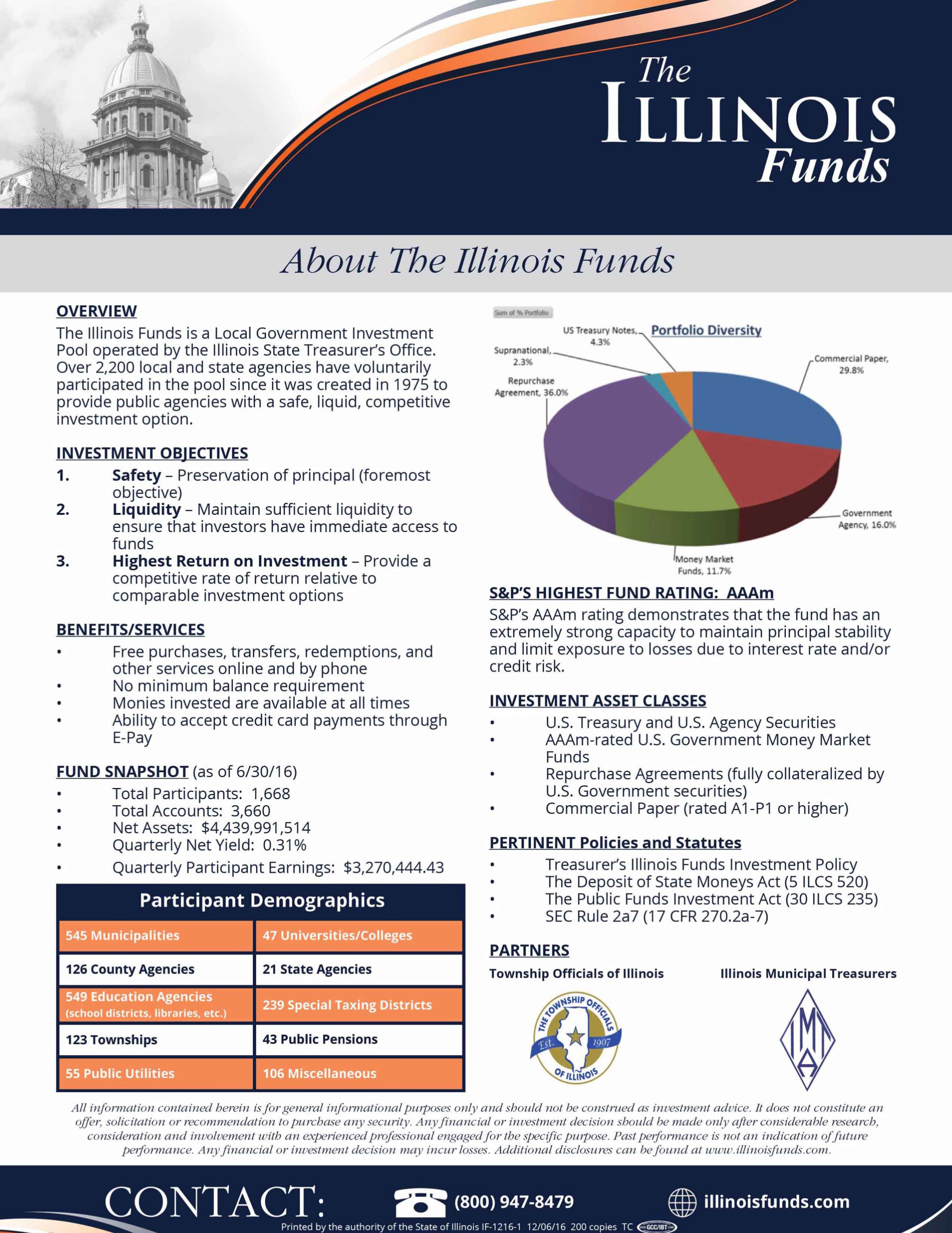 Illinois Funds Flyer
