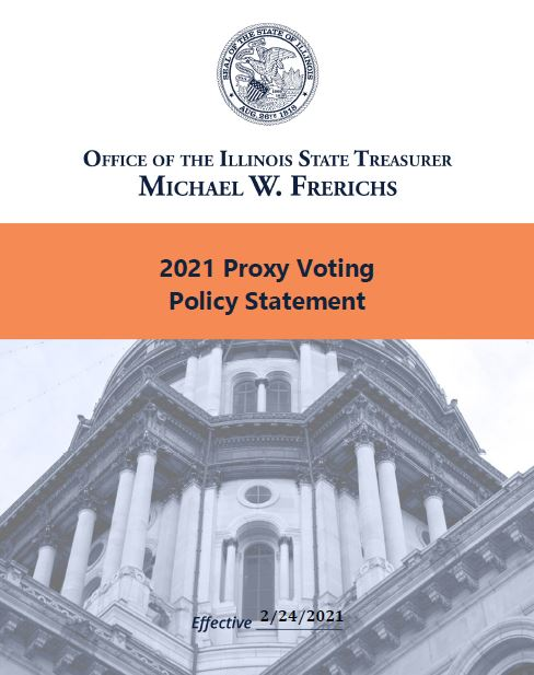 Proxy Voting Guidelines 2021