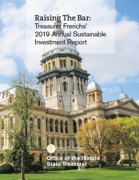 2019 Annual Sustainable Investment Report