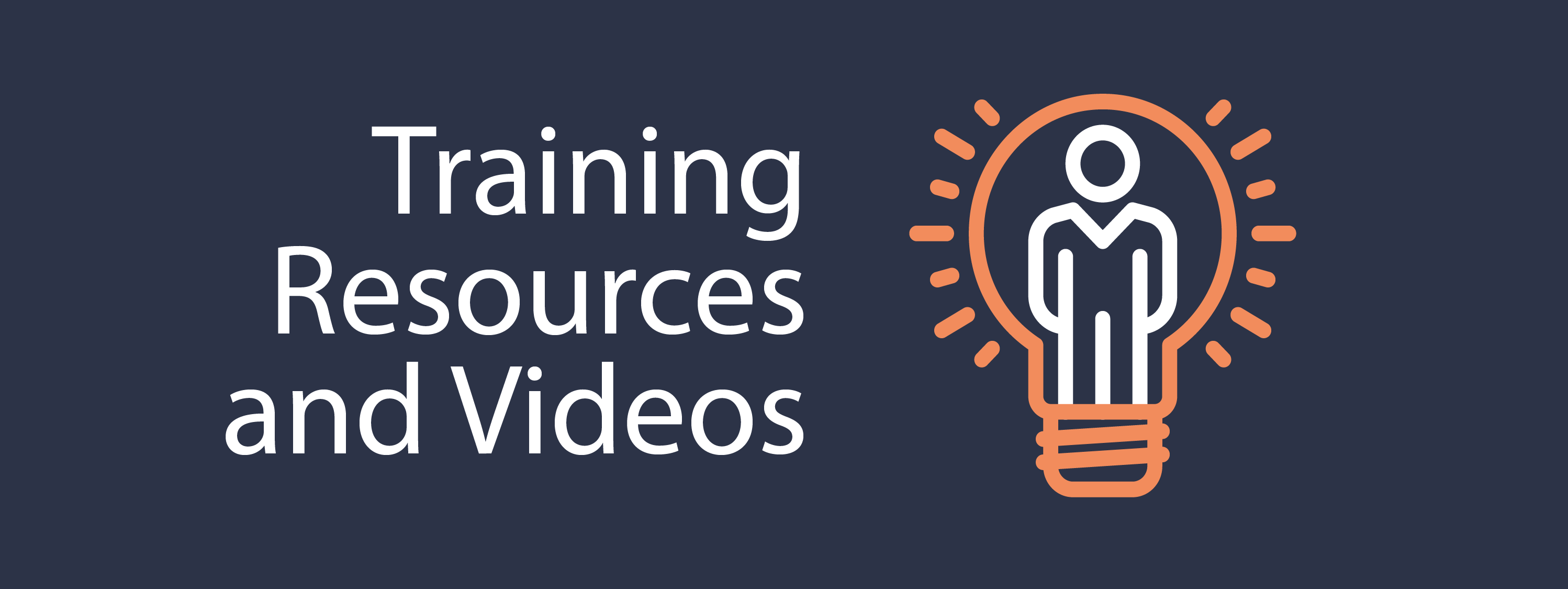 Training Resources and Videos